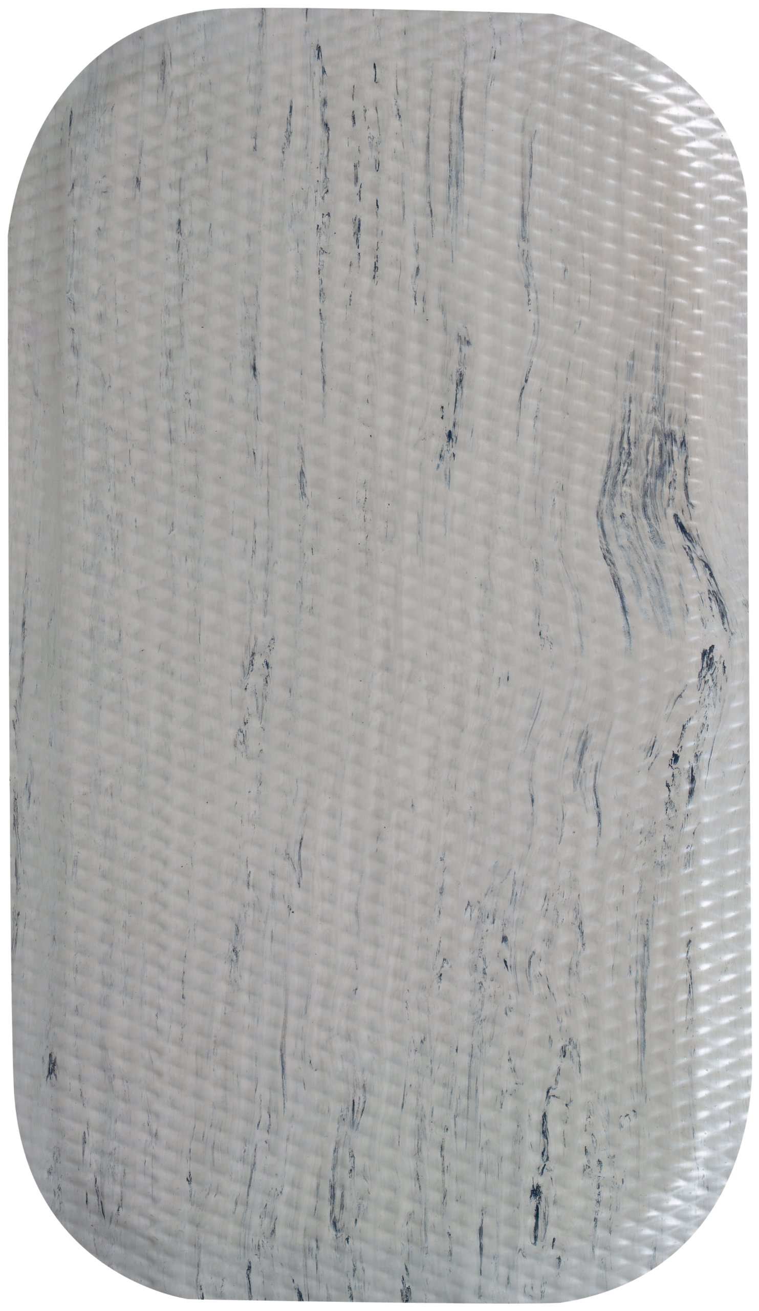 M+A Matting 449 Granite Dusk Nitrile Rubber Hog Heaven Anti-Fatigue Mat, Marble Top, 3' Length x 2' Width x 7/8'' Thick, For Indoor