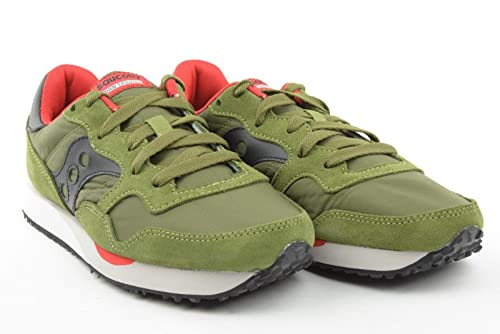 saucony dxn trainer verde