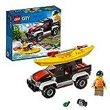 レゴ(LEGO) シティ カヤックとオフロードカー 60240