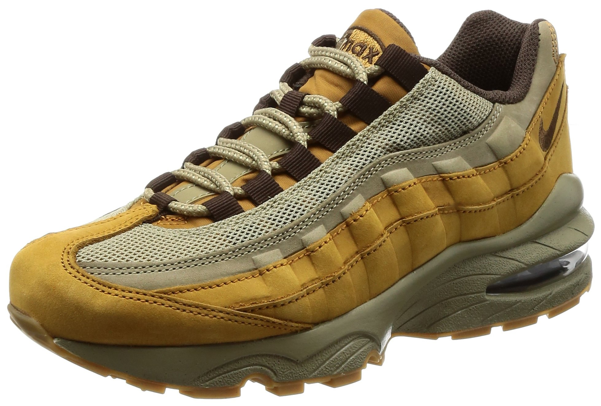 Nike Air Max 95 (5 Big Kid, Beige)