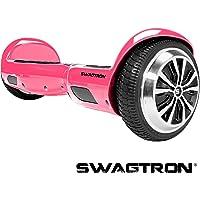 Swagtron T1 Hoverboard con certificación UL2272 - Scooter Autobalanceado