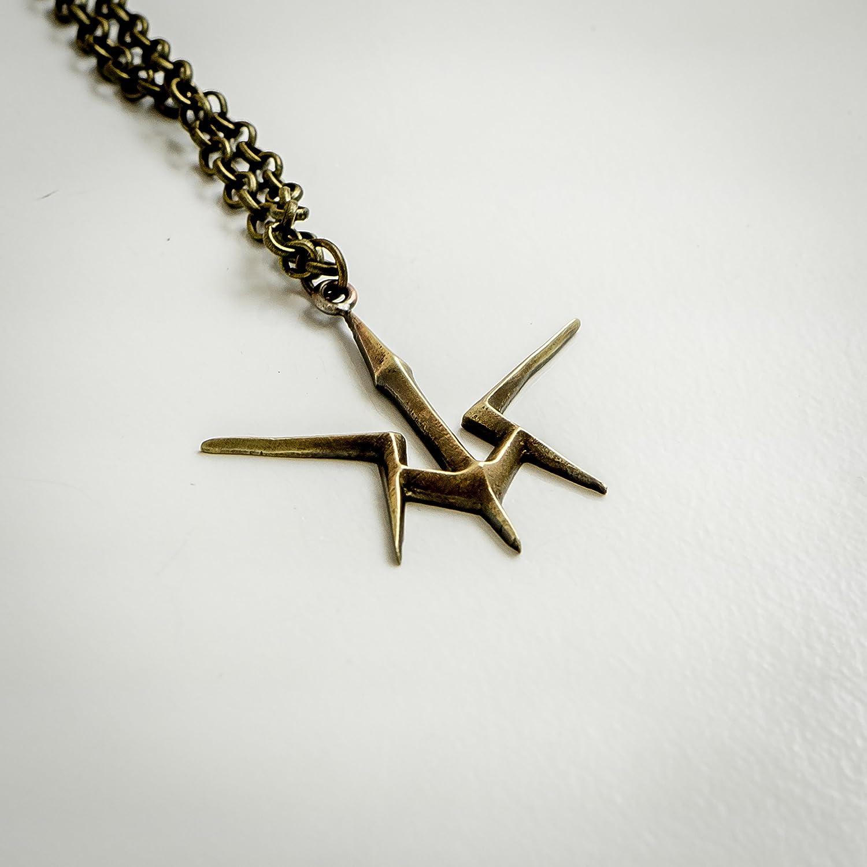 Amazon Code Geass Black Knights Brass Pendant Handmade
