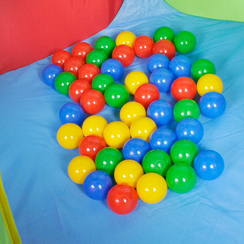 Spielzeug für draußen Zelt Bellox mit Bällen