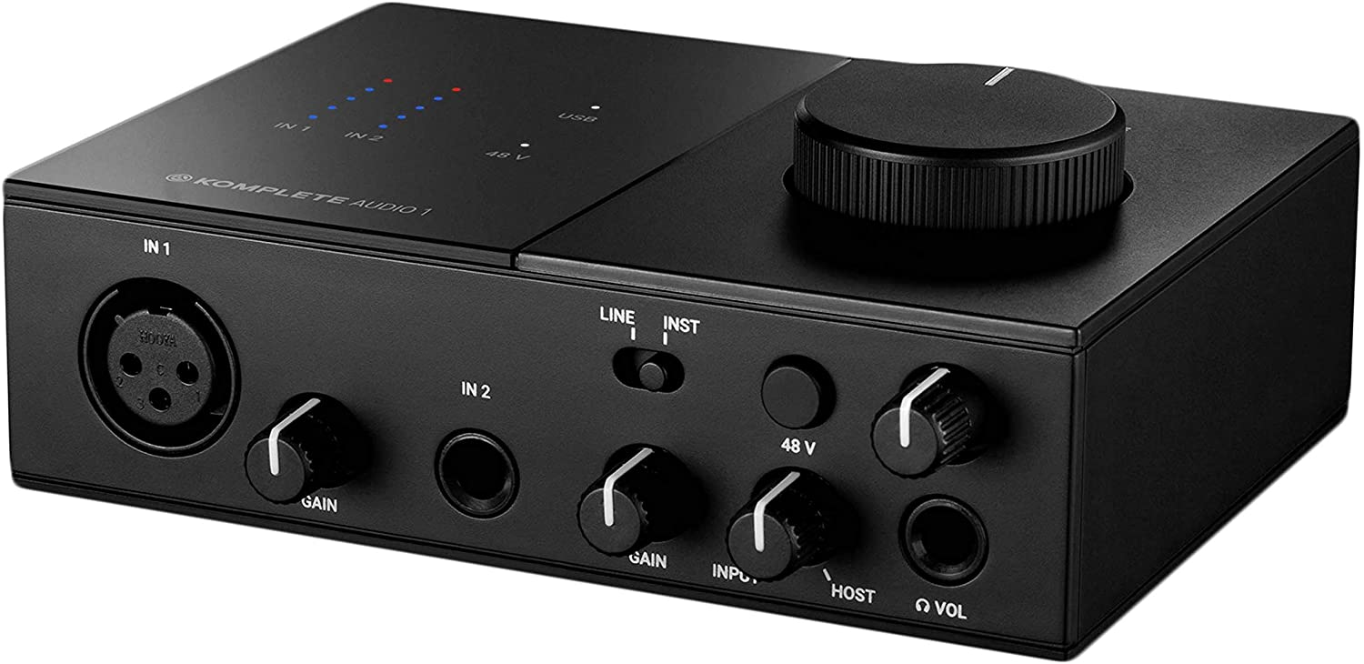 Native Instruments Komplete Audio 1 Two-Channel Audio Interface
