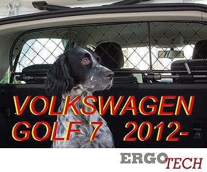 Rejilla Separador protecci/ón Ergotech RDA65-XXS para perros y maletas Segura confortable para tu perro garantizada!