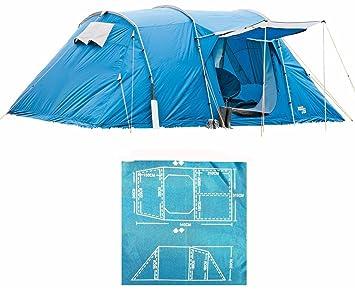 [HSB] Regatta Premium 6 Man Tunnel Tent with Carpet with HSB® Heartrate Watch  sc 1 st  Amazon UK & HSB] Regatta Premium 6 Man Tunnel Tent with Carpet with HSB ...
