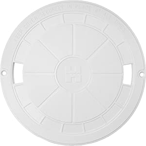 Hayward SPX1070C Cover Replacement for Hayward Automatic Skimmers, White