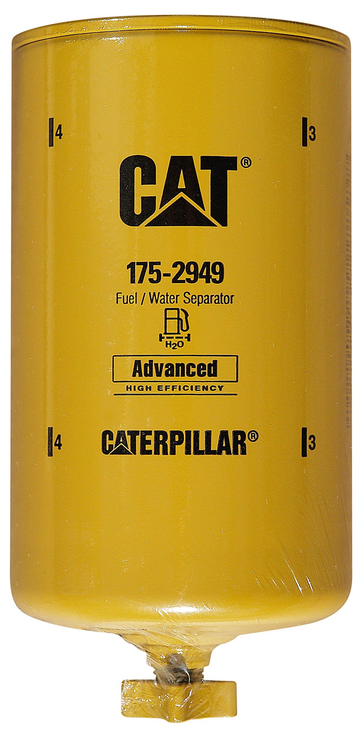 Caterpillar 175-2949 Advanced High Efficiency Fuel Water Separator by Caterpillar