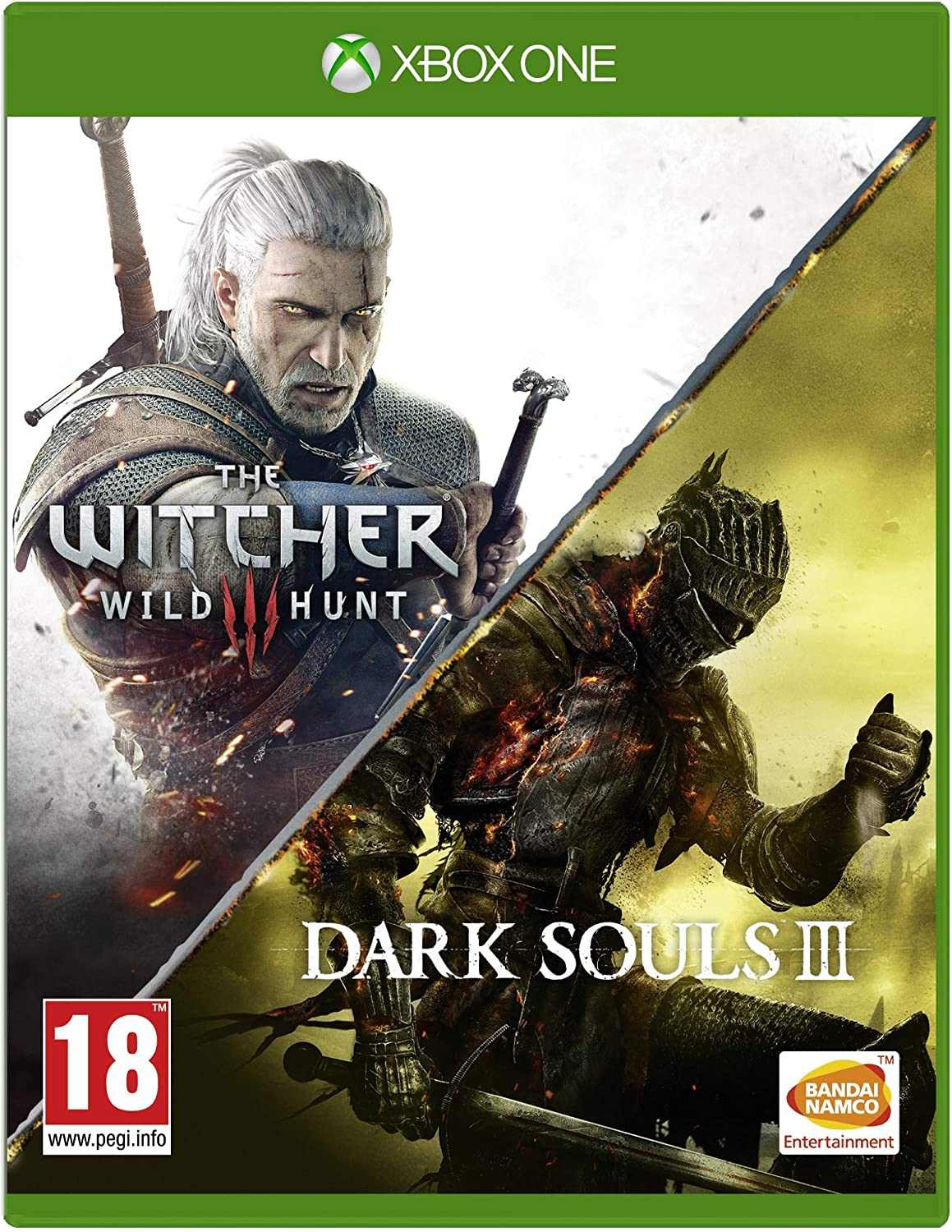 Dark Souls III & The Witcher 3 Wild Hunt Compilation - Xbox One ...