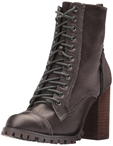 Report Women s Aileen Ankle Boot Olive 6 Medium US 700883936dc5