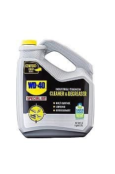 WD-40 128 oz. Concrete Cleaner