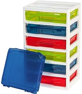 Amazoncom IRIS LEGO 2 Piece Sorting Divider Set Home Kitchen