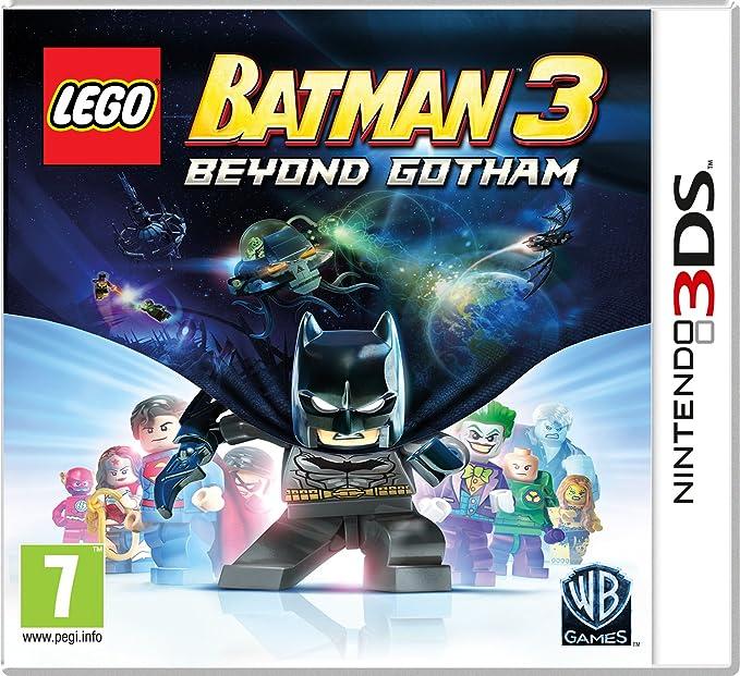 LEGO Batman 3: Beyond Gotham (Nintendo 3DS): Amazon.co.uk: PC ...