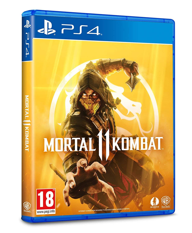 Mortal Kombat 11 (PS4): Amazon co uk: PC & Video Games