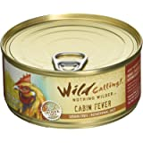 Wild Calling Wet Food, Cat: Cabin Fever Chicken, 5.5oz can case of 24