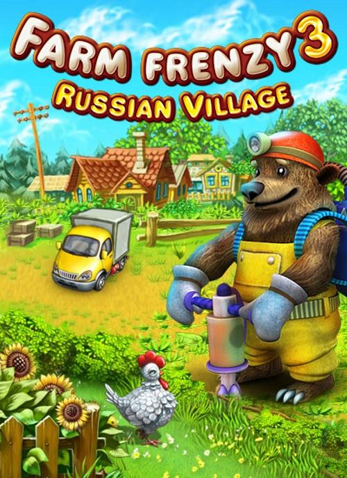 Amazon com: Farm Frenzy 3: Russian Village [Download]: Video