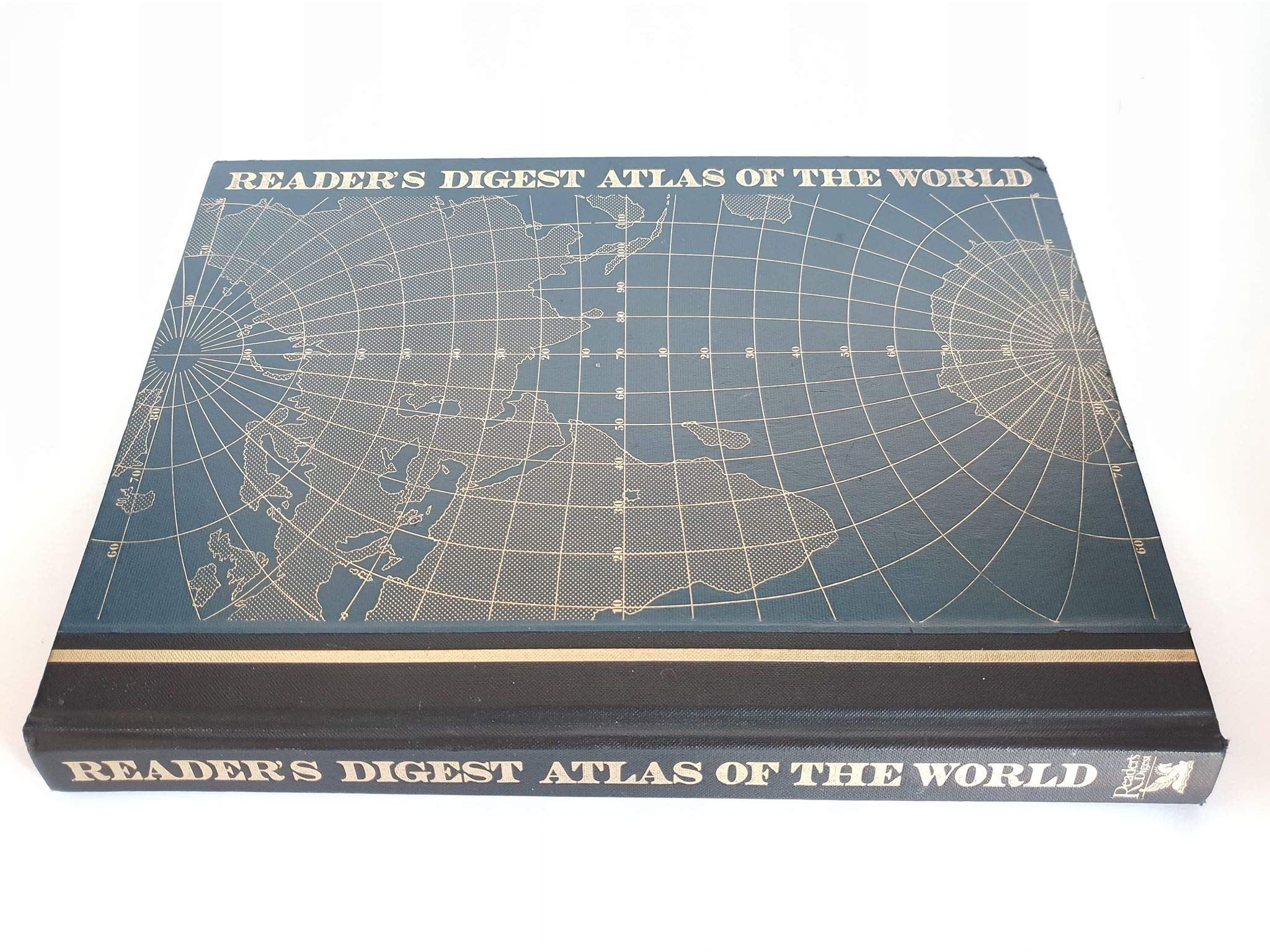 Reader S Digest Atlas Of The World Reader S Digest Association 9780276420016 Amazon Com Books Are old readers digest books worth any