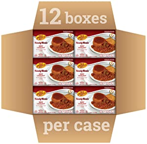 Kosher Mre Meat Meals Ready to Eat, Beef Chulent & Potato Kugel (12 Pack) - Prepared Entree Fully Cooked, Shelf Stable Microwave Dinner – Travel, Military, Camping, Emergency Survival Canned Food