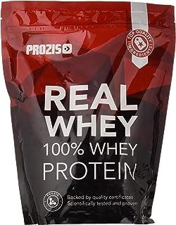 Prozis 100% Real Whey Protein 1000 g: Disfruta del batido con sabor a Tronco de Navidad de Chocolate más delicioso del…