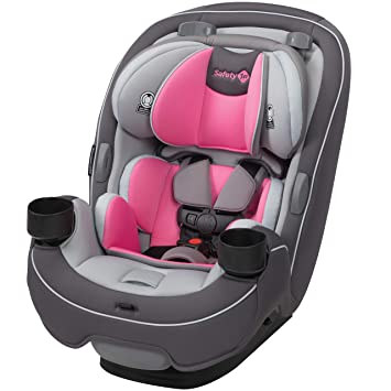 Convertible Car Seat, Carbon Rose