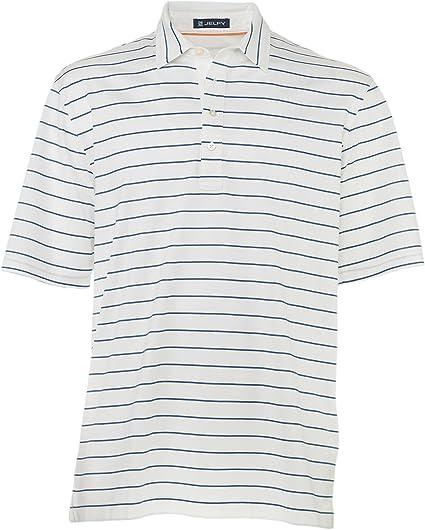 jelfy Polo algodón costura – Polo de golf para hombre – Idomeneo ...