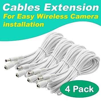 [2 Pack] Crystal Vision Premium HD inalámbrico cámara extensión para cristal visión, Funlux