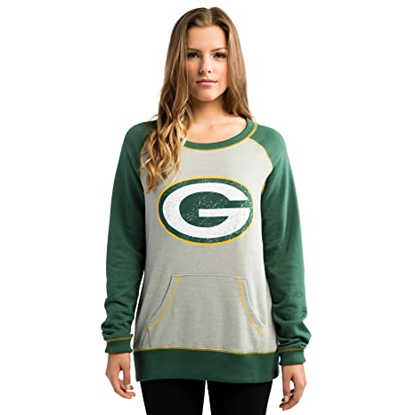 c9c27006 Amazon.com : Majestic Green Bay Packers Women's NFL O.T. Queen ...