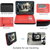 WONNIE 12.5 Inch Portable DVD