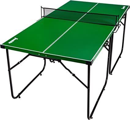Amazon Com Franklin Sports Mid Size Table Tennis Table Ideal