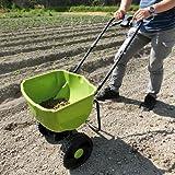 国華園 肥料散布機 27L 1台 園芸 家庭菜園