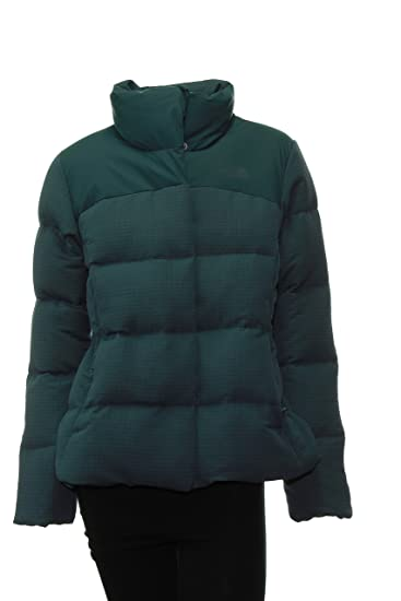 Image Unavailable. Image not available for. Color  The North Face Women s  Novelty Nuptse Jacket Medium Blue 274385b0c