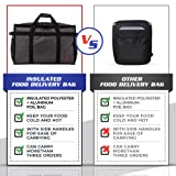VIP Uber EATS Insulated Catering Delivery Bag