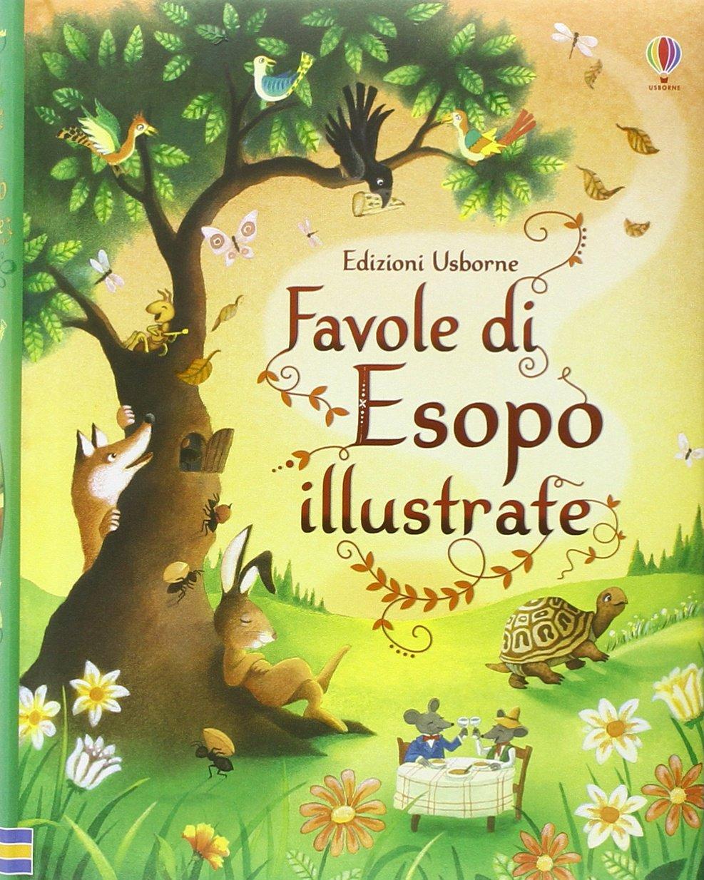 Amazonit Favole Di Esopo Illustrate Ediz Illustrata Susanna