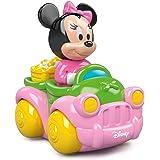 Disney - Cochecito con sonido Minnie Mouse (Clementoni 149773)