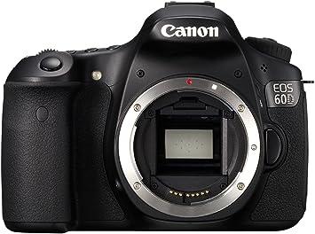 Canon EOS 60D Fotocamera Digitale Reflex 18 Megapixel: Amazon.it ...