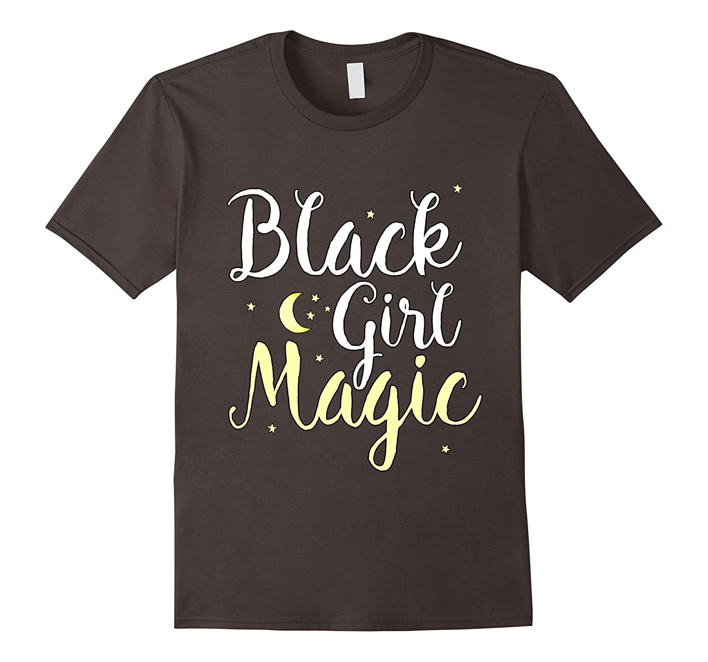 Black Girl Magic shirt Black is Beautiful tshirt moon stars