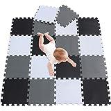 meiqicool de Puzzle para niños schaumstoffmatte de Espuma EVA Foam–Puzzle spielmatte spielteppich de puzzleteppich Baby…