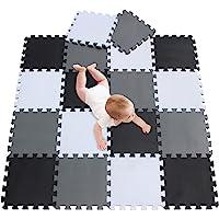 meiqicool Baby Playmats Floor Gyms Jigsaws Puzzles Jigsaw Accessories Puzzle Play mats Floor jigsaws Exercise mats Frame jigsaws Fitness Yoga mats Play mat Crawling mat Protective Flooring 010412