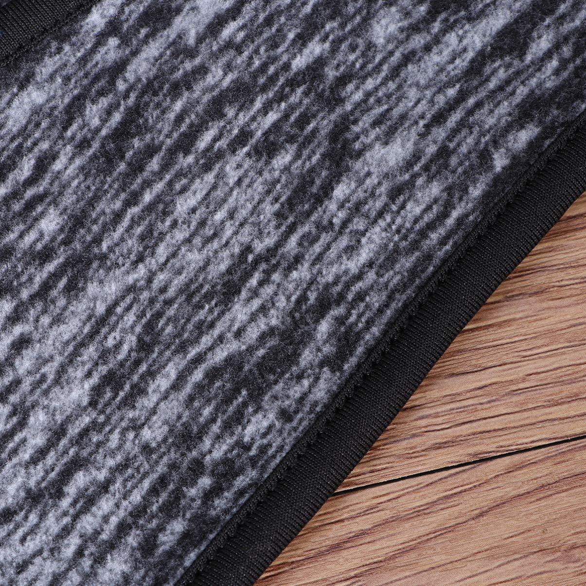 Exceart 3 Pz Scaldini Archetto Paraorecchie Archetto Pile Pile Paraorecchie Sport Copricapo Invernali Copricapo Fascia da Sci Sci da Corsa Fascia Grigio Blu Viola