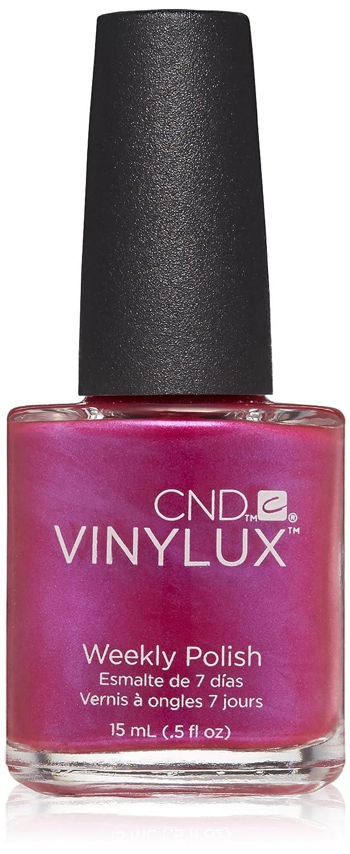 Amazon.com: CND Vinylux Weekly Nail Polish, Magenta Mischief, .5 oz ...