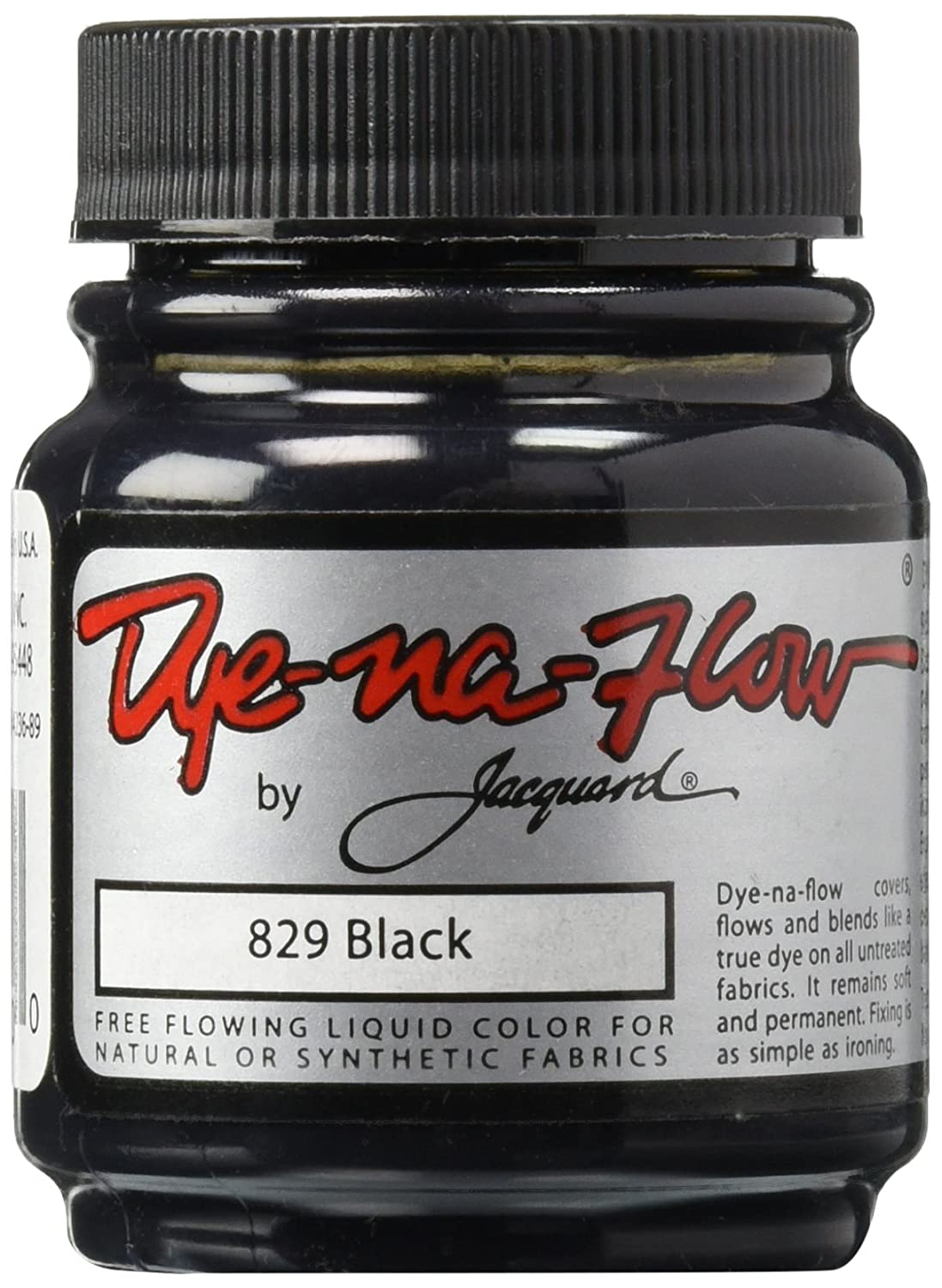 Jacquard Products Black Dye-Na-Flow, Acrylic, Multicolour 102913