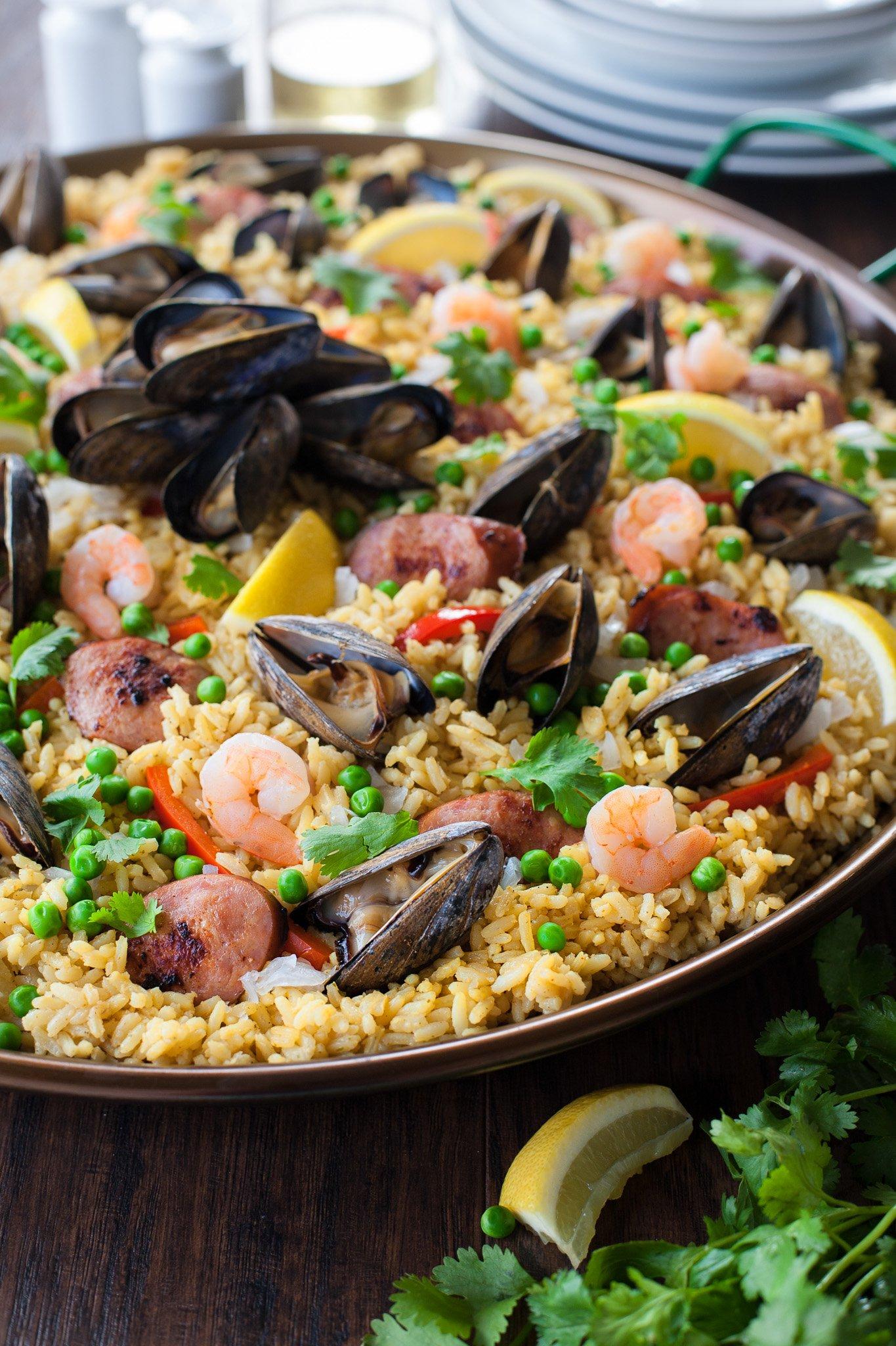 Paderno World Cuisine A4172447 Spanish Paella Pan 18 1/2in Gray by Paderno World Cuisine (Image #2)