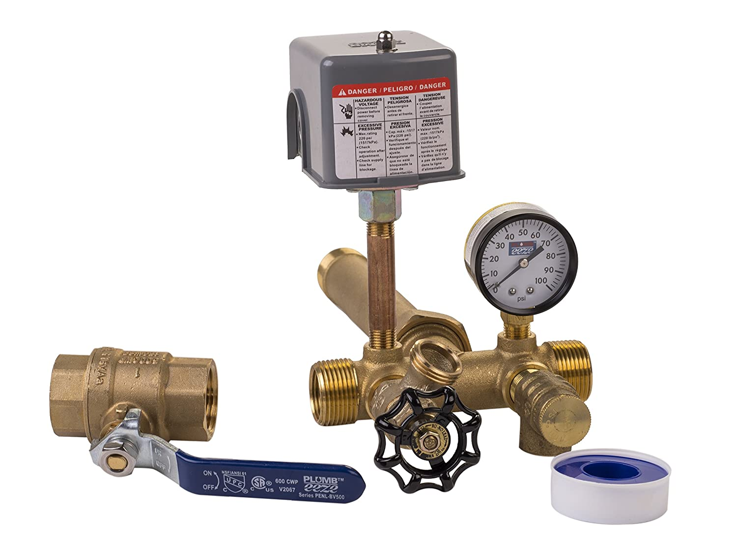 Well Pumps | Amazon.com | Rough Plumbing - Water Pumps, Parts ...