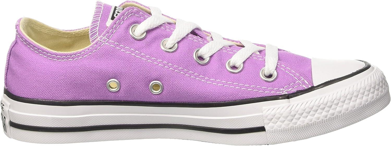 Converse Herren CTAS Ox Sneakers Violett Fuchsia Glow