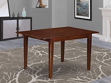 Amazon.com: Norfolk rectangular table with 12\