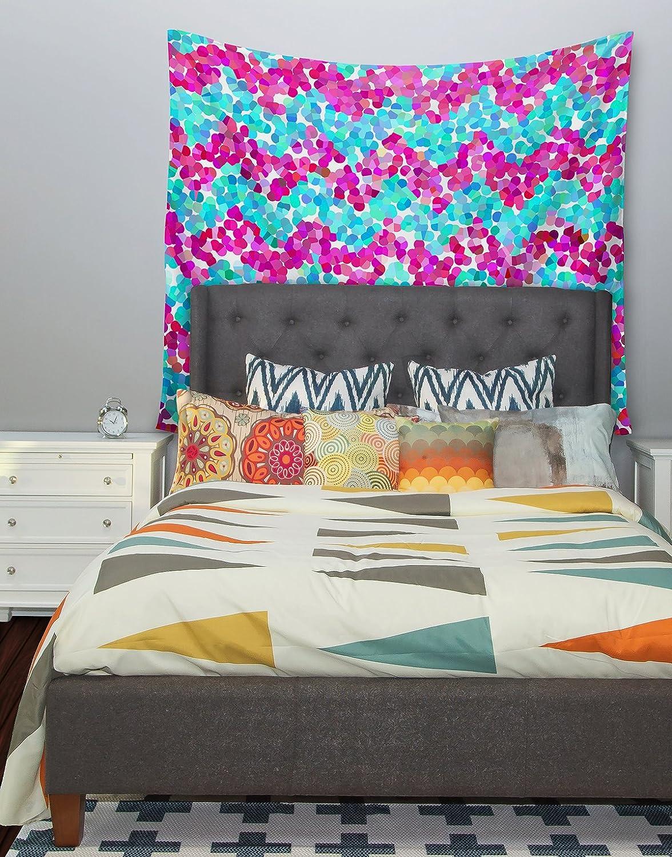 68 X 80 Kess InHouse Beth Engel Scattered Wall Tapestry