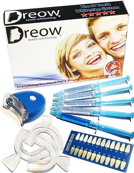 Amazon.com: Blanqueador De Dientes Laser - Gel Blanqueador De Dientes Con Blanqueamiento Dental Laser LED - Sistema Blanqueador Dental Profesional - Luce ...