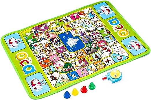 Tapiz Juego de Oca: Amazon.es: Juguetes y juegos