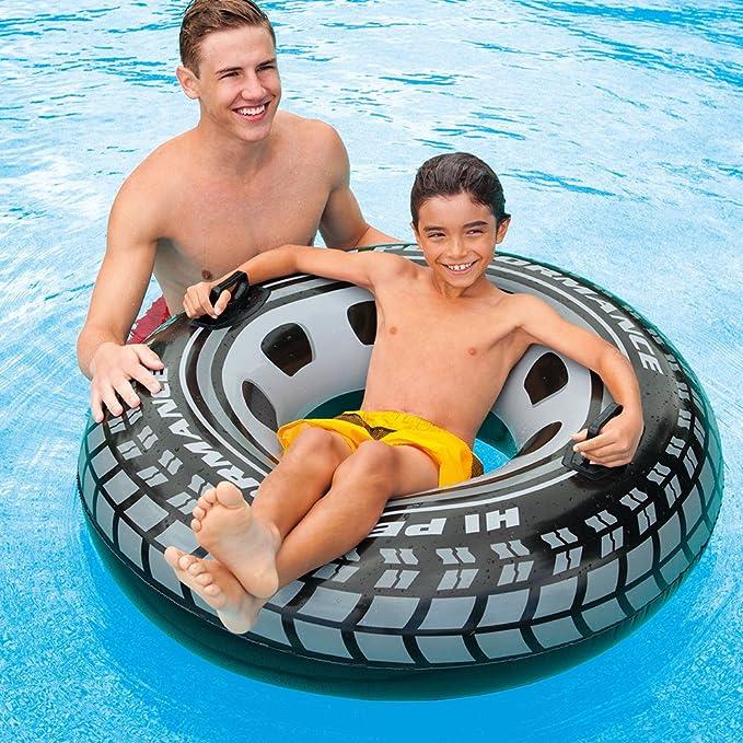 Amazon.com: Tubo para piscina Intex Monster Truck, 45 ...