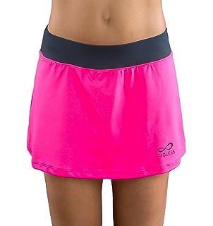 ENDLESS Minimal Falda de Tenis, Mujer: Amazon.es: Ropa y accesorios